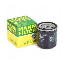 Filtr Oleju MANN-FILTER W12/75
