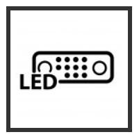 Podświetlenie tablicy rejestracyjnej LED