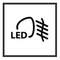Światła przeciwmgłowe LED