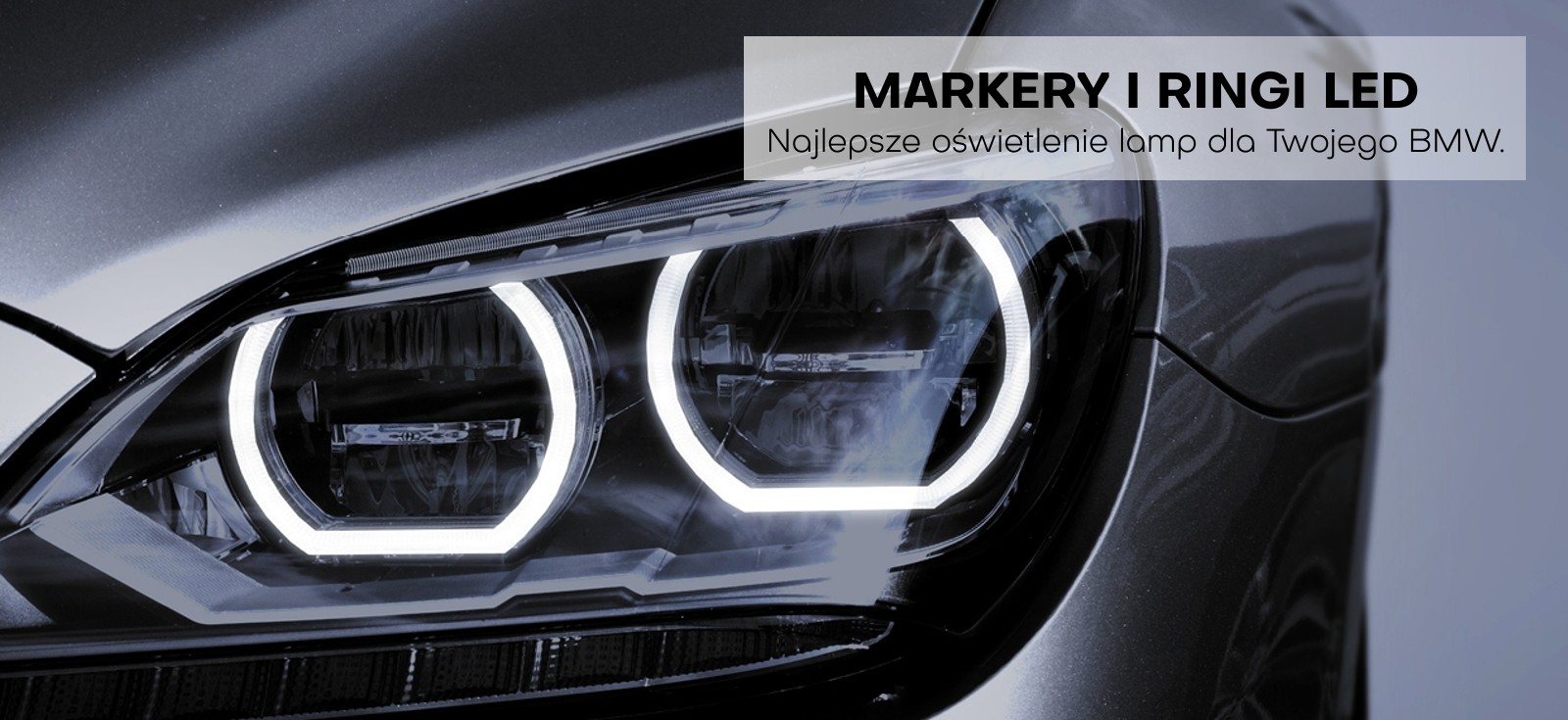Markery i Ringi do BMW